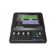 MIXER E INTERFACE DE ÁUDIO PARA IPAD ALESIS IOMIX