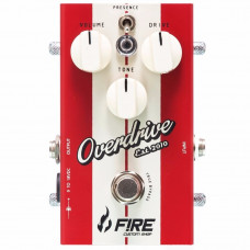 PEDAL FIRE NEW OVERDRIVE