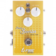 PEDAL FIRE NEW POWER BOOSTER