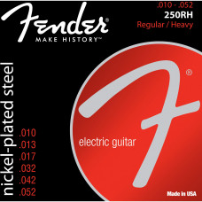 Encordoamento Fender para Guitarra