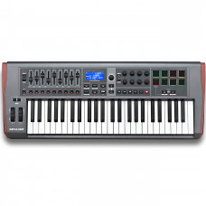 Teclado Novation Controlador Usb Midi - Impulse 49