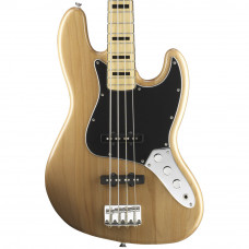CONTRABAIXO SQUIER BY FENDER VINTAGE MODIFIED JAZZ BASS 70'S Maple - Natural