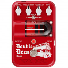 Pedal Vox Tonegarage Double Deca Delay