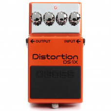 PEDAL DE DISTORÇÃO PARA GUITARRA BOSS DS-1X DISTORTION