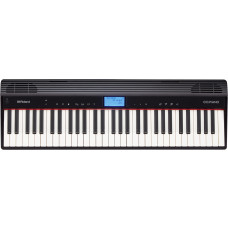 PIANO DIGITAL ROLAND GO:PIANO 61 TECLAS E BLUETOOTH 4.2