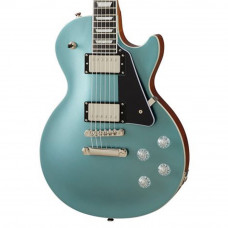 Guitarra Epiphone Les Paul Modern Faded Pelham Blue