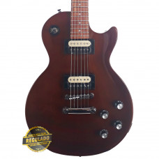 Guitarra Epiphone Les Paul Studio LT Walnut Regulada