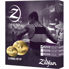 KIT DE PRATOS ZILDJIAN PLANET Z PLZ1418