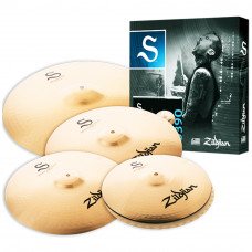 KIT DE PRATOS ZILDJIAN S FAMILY S390