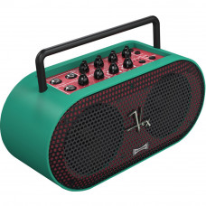 Amplificador Vox Soundbox Mini Verde Multiuso Stereo Portátil 5W