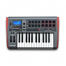 Teclado Novation Controlador Usb Midi - Impulse 25