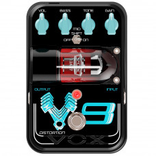 Pedal Vox Valvulado Tonegarage V8 Distortion