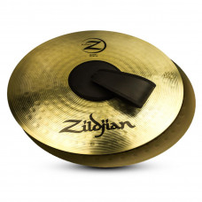 PAR DE PRATOS ZILDJIAN PLANET Z 14 PLZ14BPR BAND