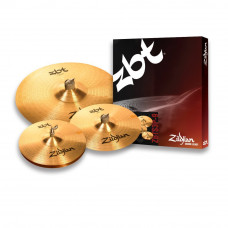 KIT DE PRATOS ZILDJIAN ZBT STARTER ZBTS3P-9 13HH 14CRASH 18CRASH/RIDE