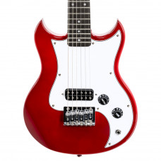 Guitarra Mini Vox SDC-1-RD Red com Bag